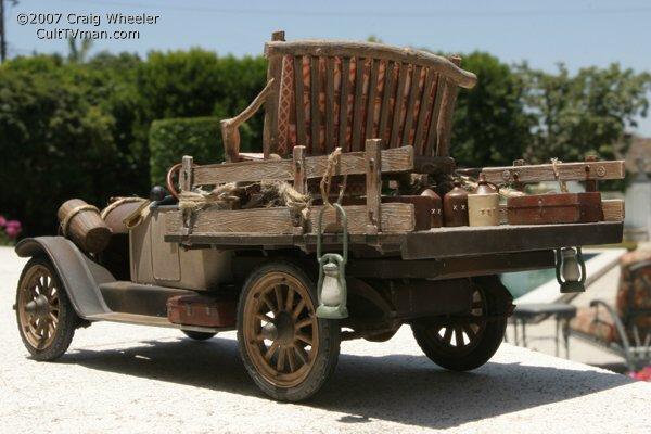 Craig Wheeler S Beverly Hillbillies Truck