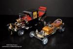 Bob Koenn's Munsters Cars