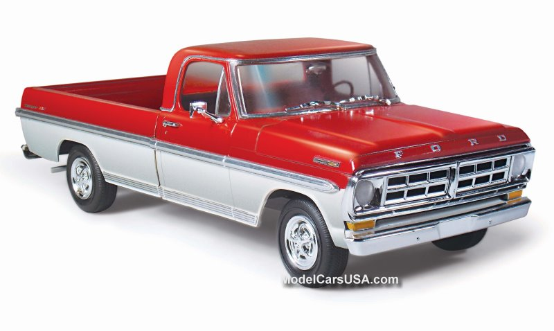 71 ford f100 ranger xlt from moebius models culttvman 39 s. Black Bedroom Furniture Sets. Home Design Ideas