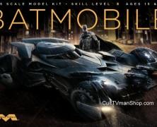 Coming Soon:  Batman vs. Superman Batmobile from Moebius