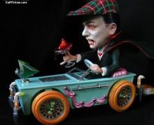 Steve Tanski's Dracula's Dragster