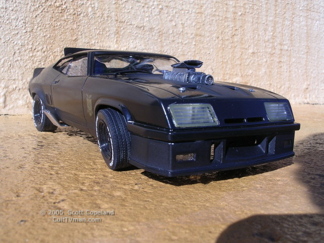 Scott Copeland S Mad Max Mfp Pursuit Interceptor Culttvman S