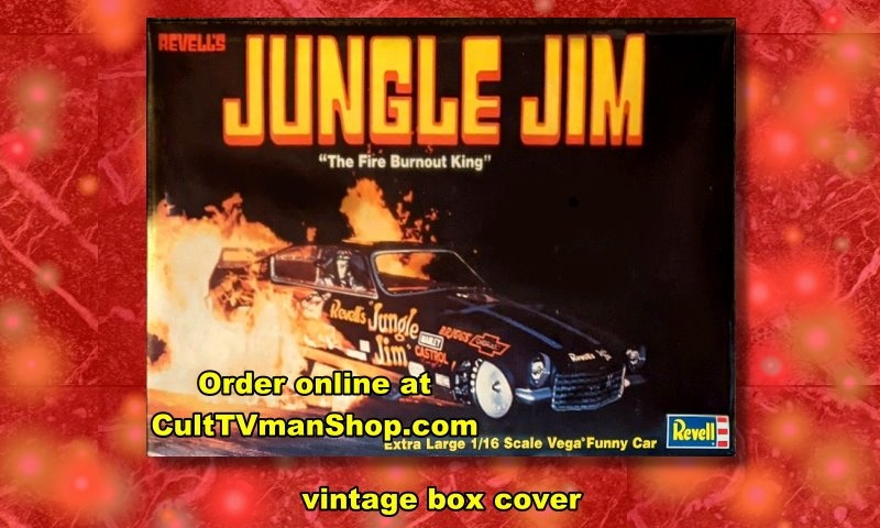Jungle Jim Vega Funny Car
