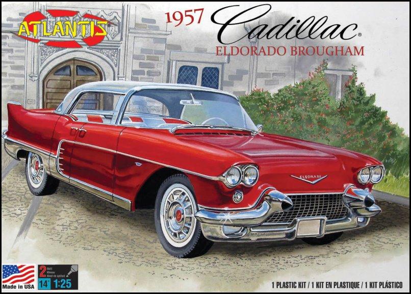 57 Cadillac Eldorado Brougham box cover