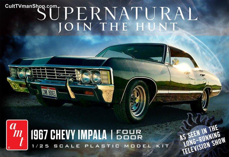 Supernatural car
