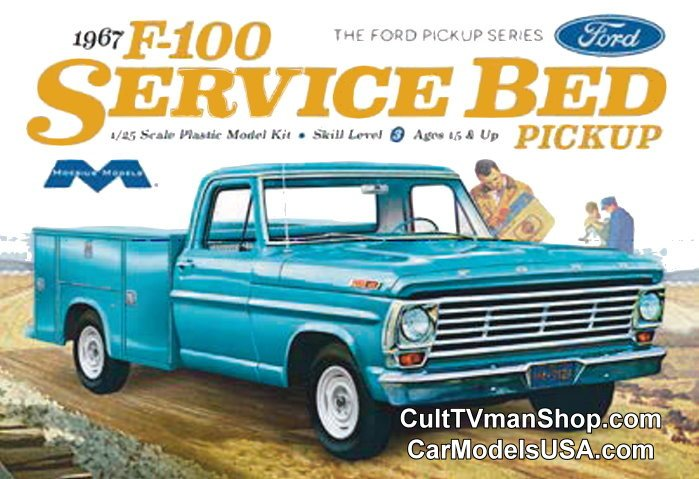 1967 Ford F-100 Service Bed pick up
